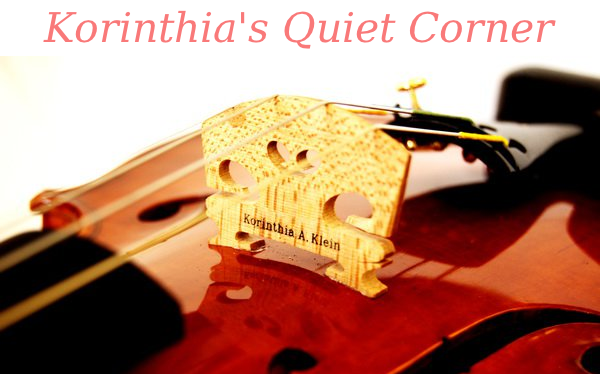 Korinthia&#39;s Quiet Corner