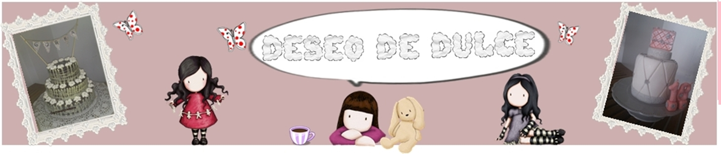 DESEO DE DULCE