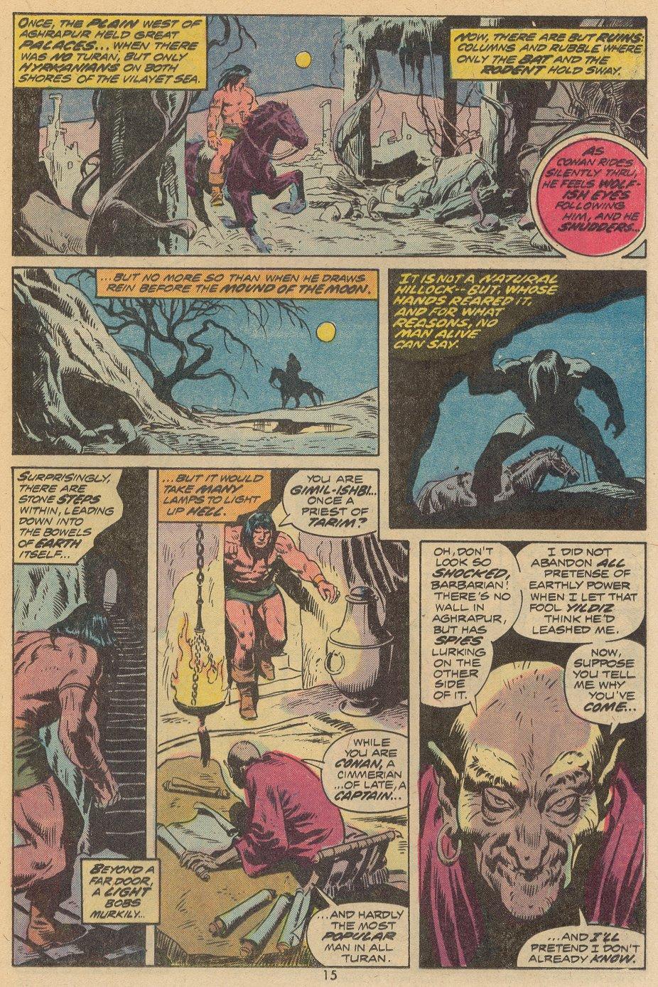 Conan the Barbarian (1970) Issue #38 #50 - English 10