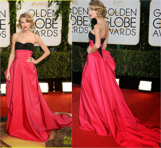 Taylor Swift // Carolina Herrera