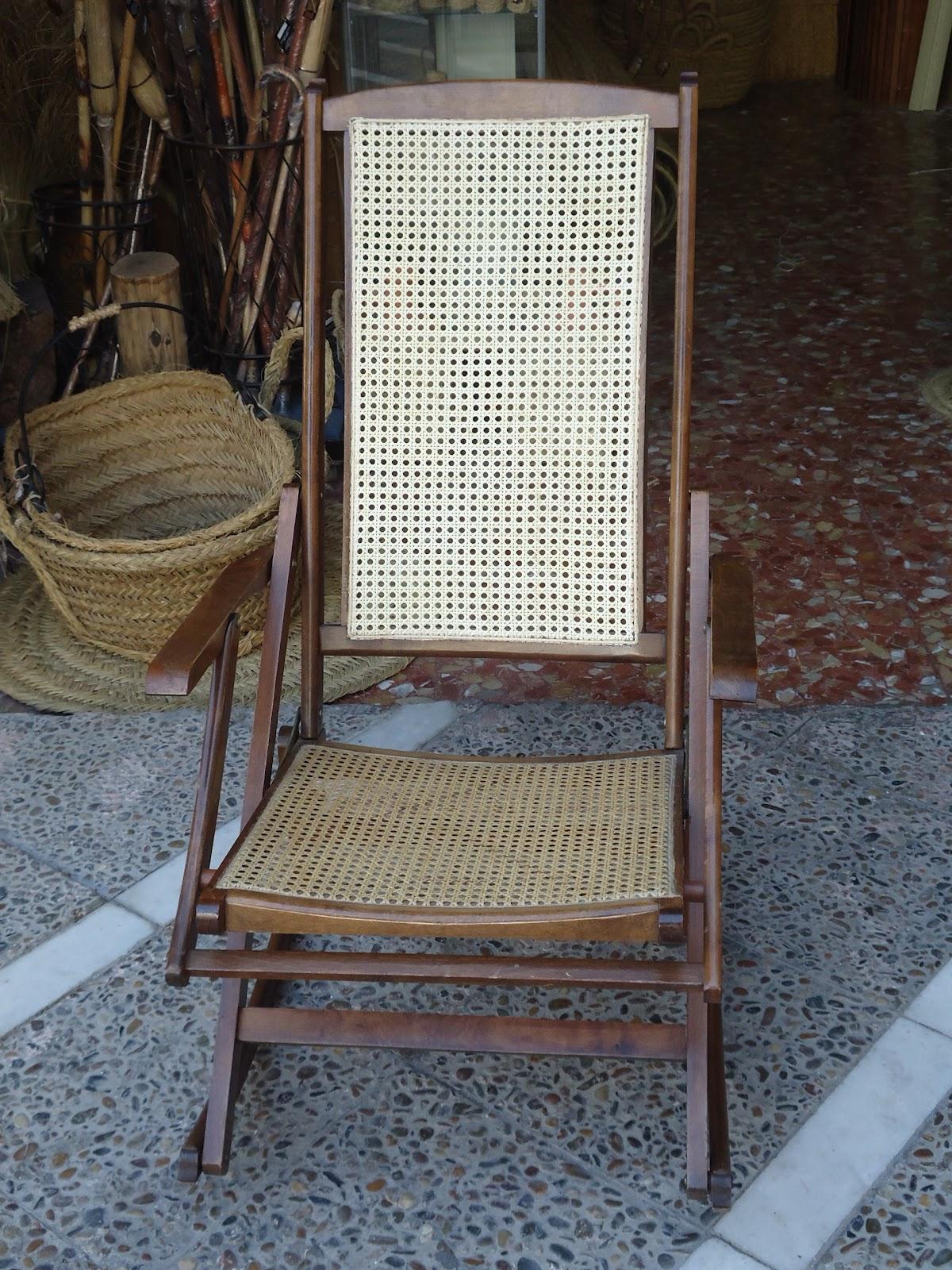Esparter a y persianas becerra reparaci n de mecedoras - Reparacion de sillas de rejilla ...