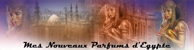 Mes Nouveaux Parfums d'Egypte