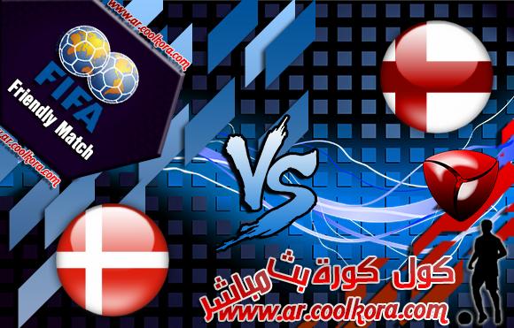 مشاهدة مباراة إنجلترا والدنمارك الودية 5-3-2014 بث مباشر علي بي أن سبورت England vs Denmark