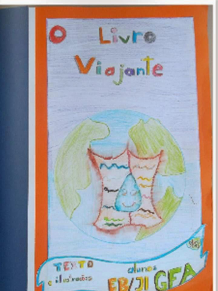 Livro Viajante - 2012/13