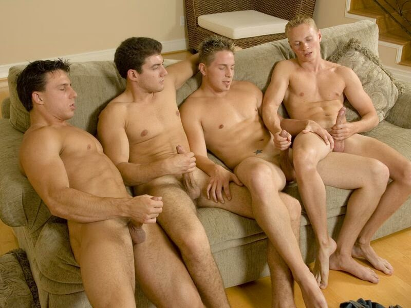 The circle jerk cumshot big boobs.make more