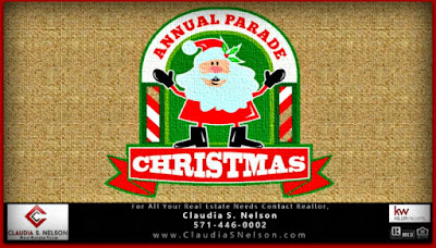 List of Christmas Parades in Prince William County, Virginia 2015