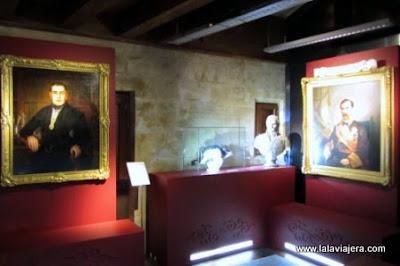 Exposición Luces de la Modernidad, Palacio Bendaña Haro