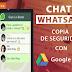 WhatsApp: Como usar Google Drive para Copias de Seguridad de Chats WhatsApp