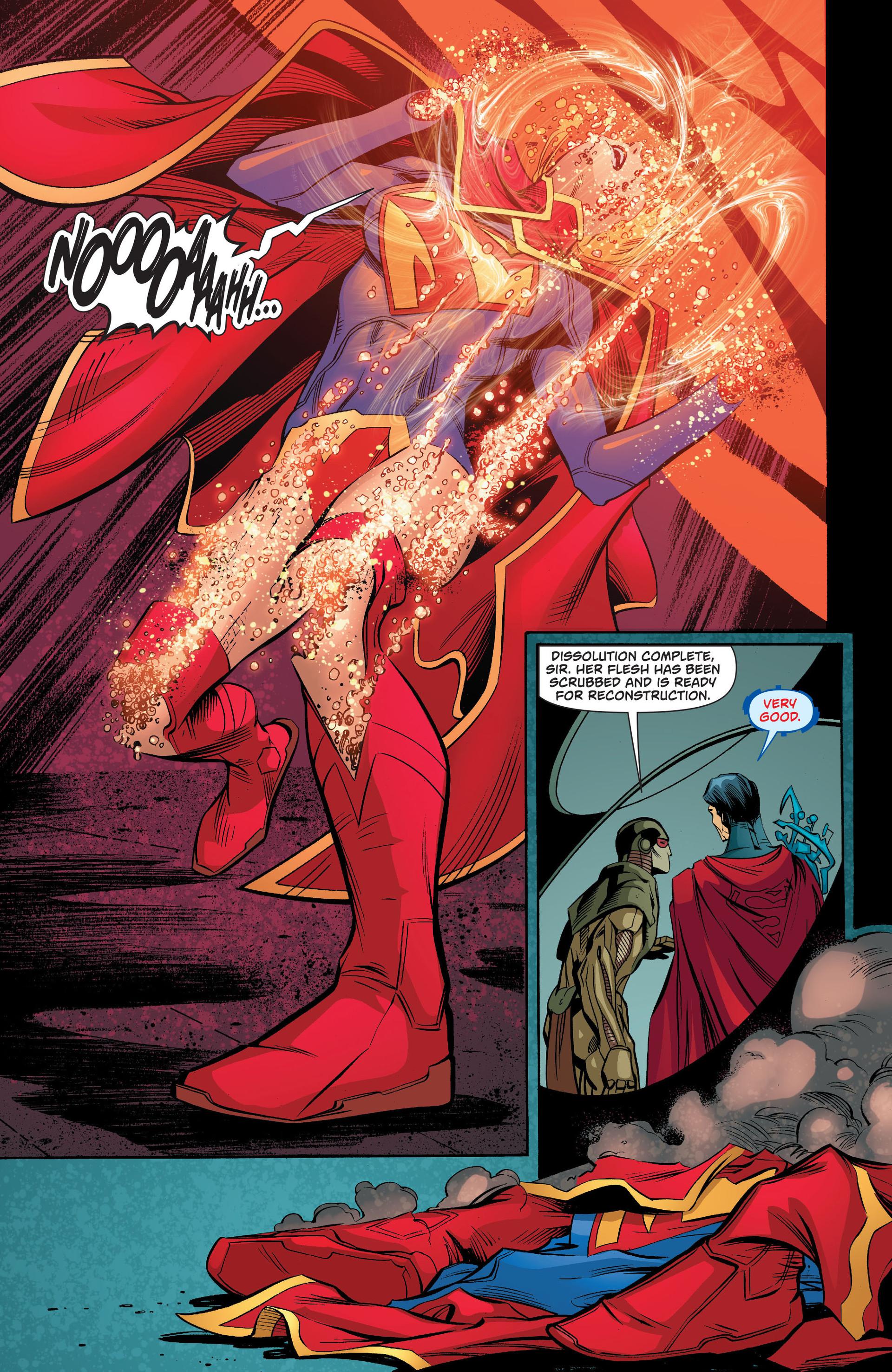 Supergirl (2011) Issue #23 #25 - English 17