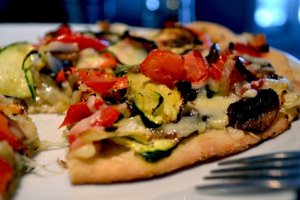 Recette Pizza Aux Légumes