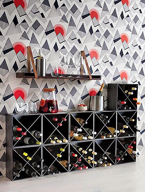 Marzua muebles bar y botelleros para la casa - Botelleros para bares ...