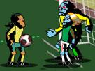 Zombi Penaltı Oyunu