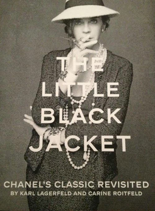 The-Little-Black-Jacket-Karl-Lagerfeld-And-Carine-Roitfeld