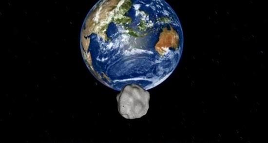 Indonesia Masuk Daftar Negara Ancaman Asteroid
