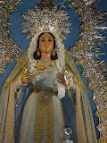 Virgen del Consuelo sin el Niño