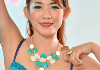 hot Model Popular Harazchieka Dewi Babes From Net Finalist