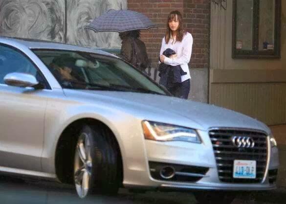 Audi en 50 Sombras de Grey