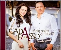 CD de - Vânia Sales e Josafá – Cada Passo