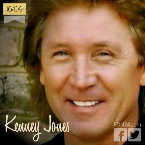 16 de septiembre | Kenney Jones - @KenneyJones | Info + vídeos