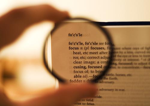 Latihan Fokus & Konsentrasi … [ … lagi … ] …