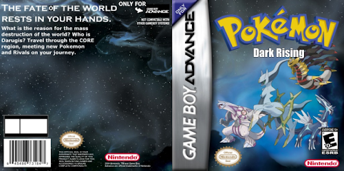 Pokemon Dark Rising