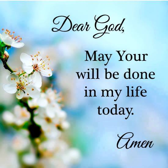 Dear God - Amen
