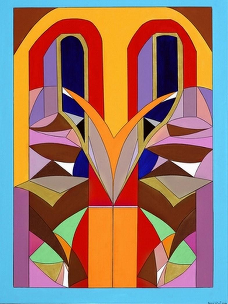 Pinturas abstractas modernas related keywords - Colores para comedores modernos ...