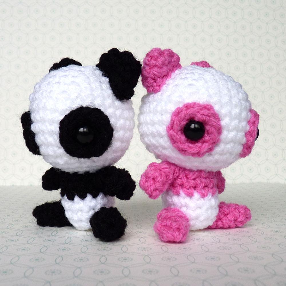 Kawaii Panda Amigurumi : Cute Designs UK - Amigurumi, Kawaii and Plush Love ...