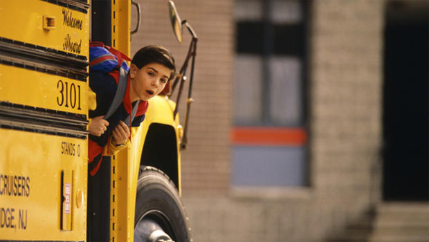 Safety Tips For Getting Kids Back-To-School