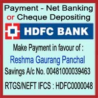 Payment - Net Banking