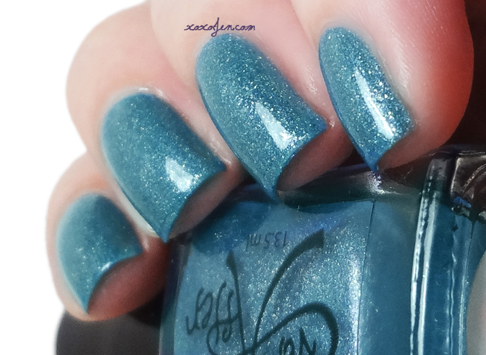 xoxoJen's swatch of Ever After Atlantis