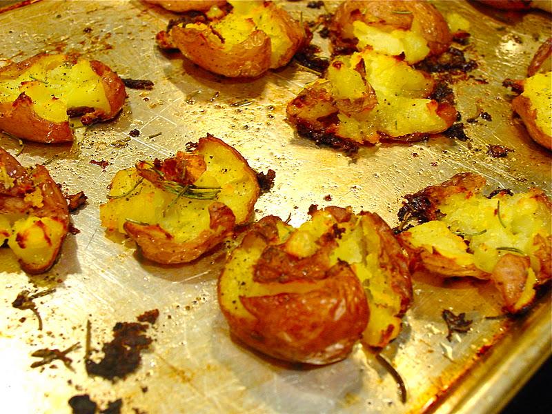 Bless Us O Lord...: Crash Hot Potatoes