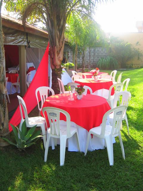 decoracao festa natalina : decoracao festa natalina:Chácara São Pedro: Decoração natalina vermelha e branca