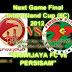 Jadwal Jam Tayang Siaran Langsung (TVOne & ANTV): Persisam vs Sriwijaya FC Final Inter Island Cup 2012