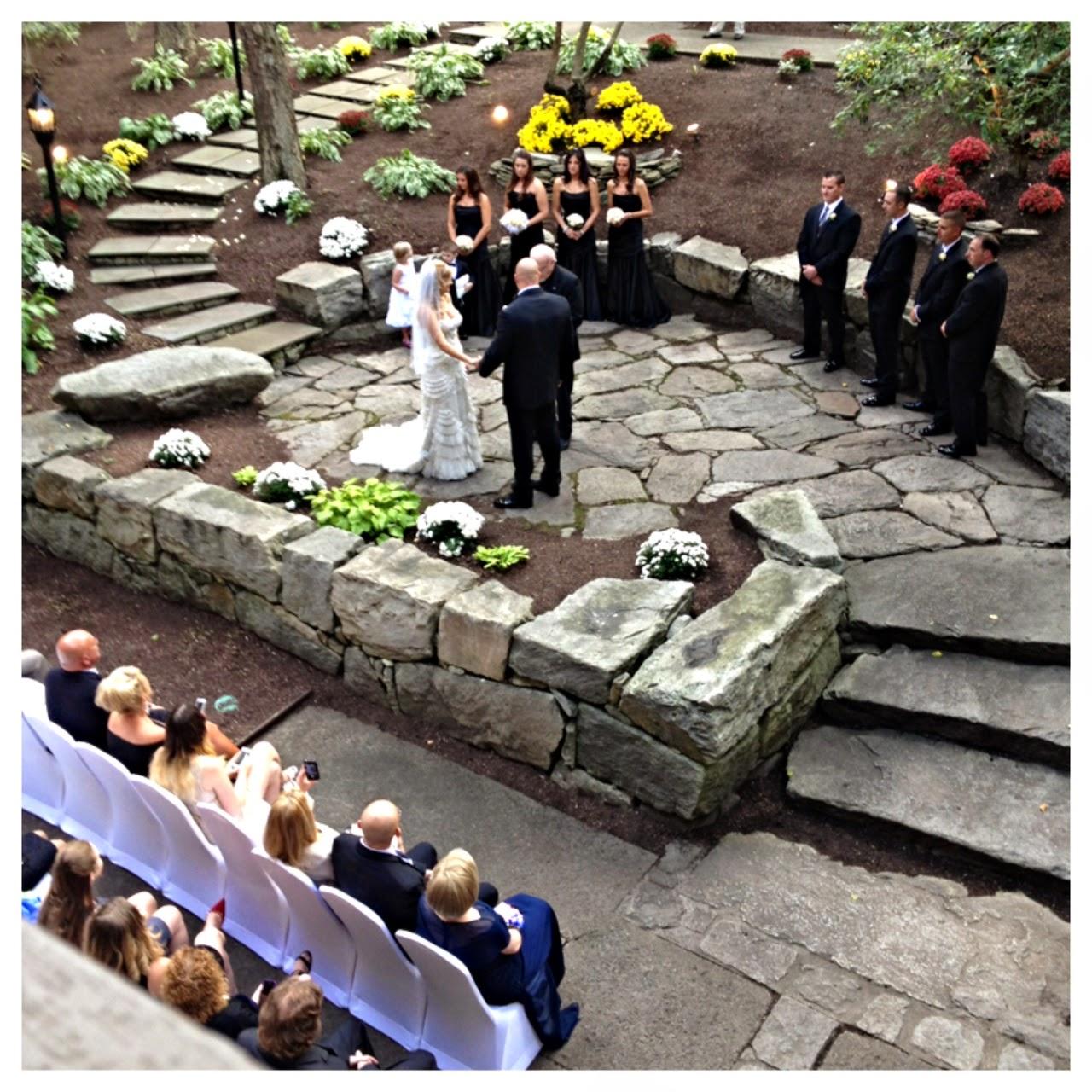 Stone Garden wedding