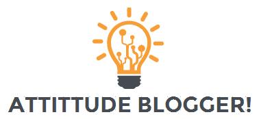 Attittude Blogger!