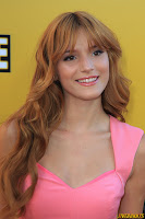 Bella Thorne Disney Channel's Let It Shine Premiere