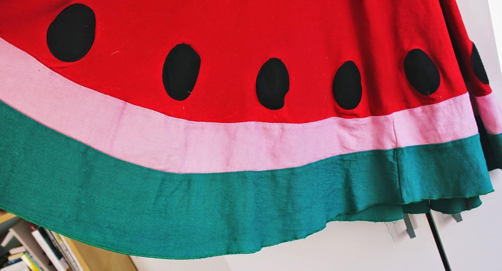 Watermelon Skirt Taobao