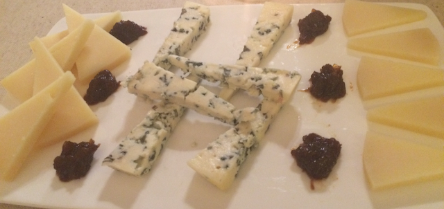 Urdina - a tasty blue cheese from the Basque Country