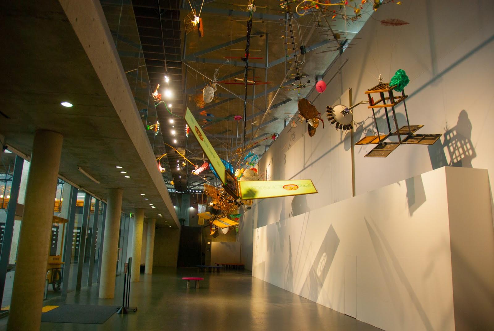 越後妻有里山現代美術館 キナーレ 展示