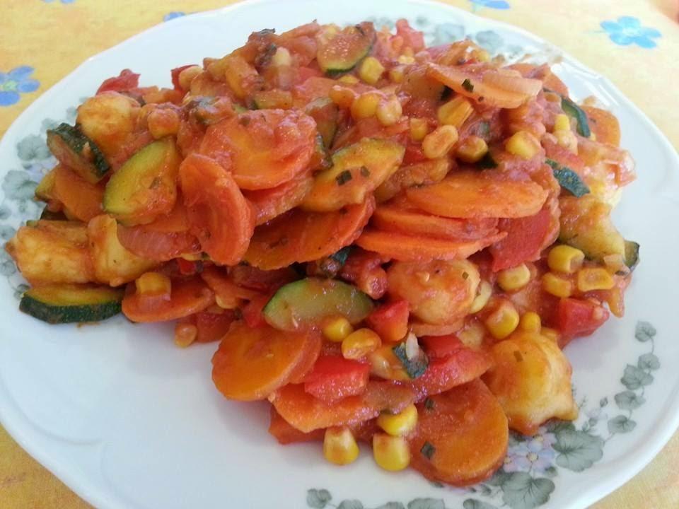 Lecker und kalorienarm kochen gnocchi gem sepfanne for Kochen kalorienarm