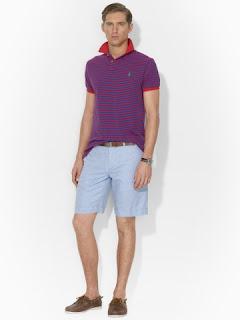 shorts para hombre de Ralph Lauren 2013
