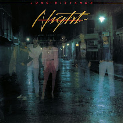 Night - Long Distance 1980 (USA, Pop-Rock, Melodic Rock/AOR)