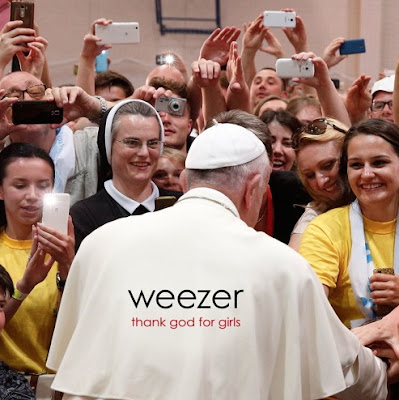 "WEEZER ""Thank God For Girls"" (video)"