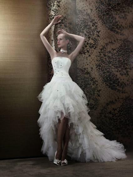 Mariage et collections: Les robes de marié