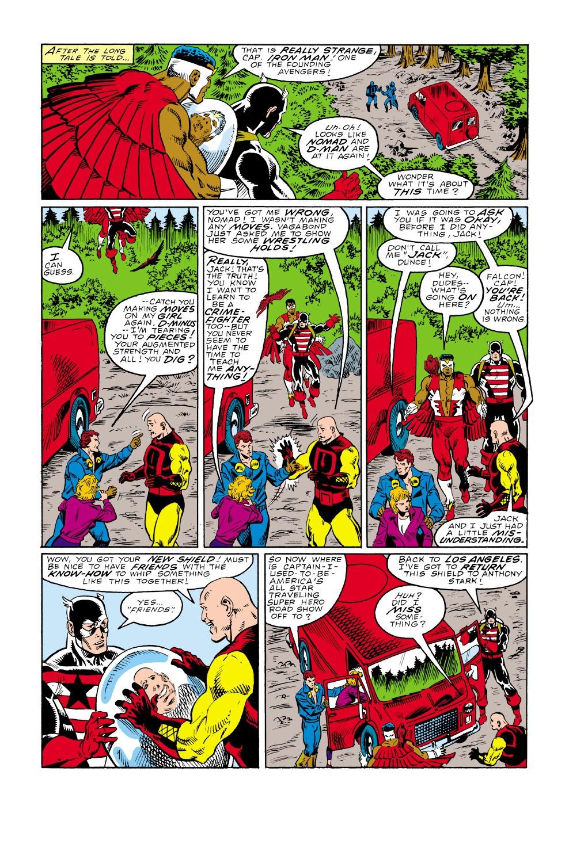 Captain America (1968) Issue #340 #270 - English 6