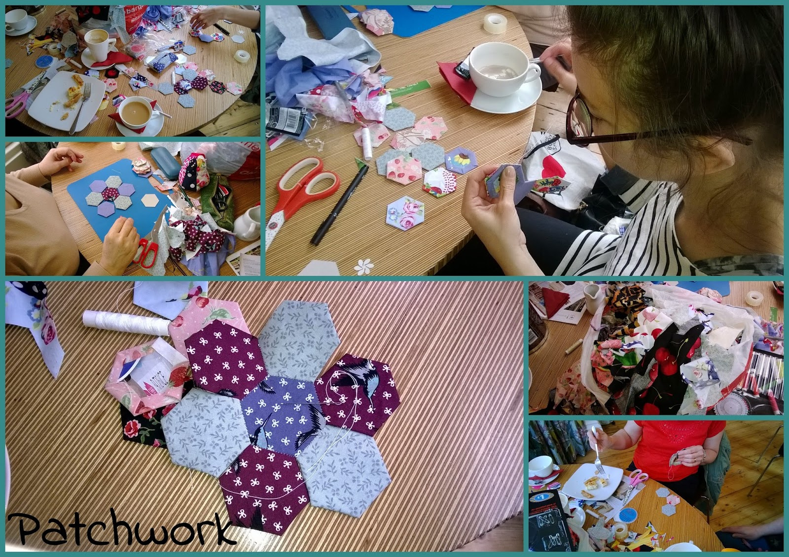 Patchwork Make & Take