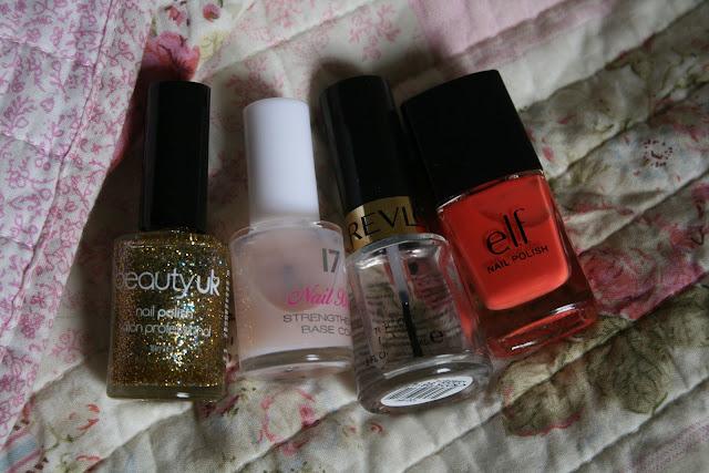 Elf, Beauty UK, nail varnish, Revlon