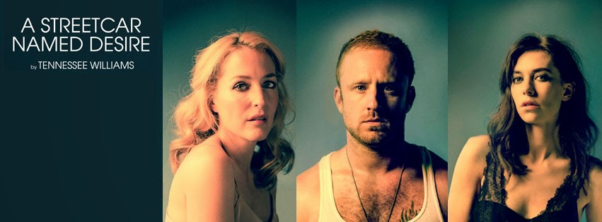 a review of the story of a streetcar named desire Regional reviews: albuquerque/santa fe a streetcar named desire the vortex  theatre review by dean yannias also see dean's review of.