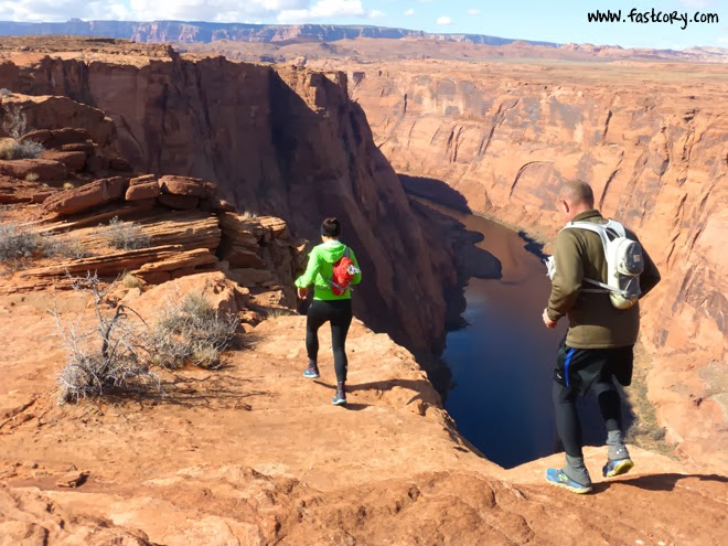 Horseshoe Bend, Ultramarathon, runners